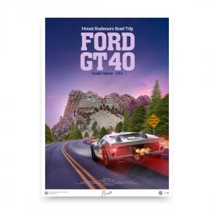 Ford gt40 mk2 - Mount Rushmore road trip